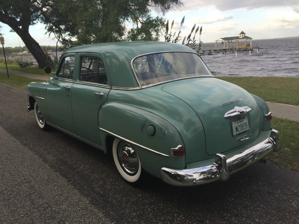 2015 Dodge Barracuda >> 1951 Plymouth Cranbrook for sale