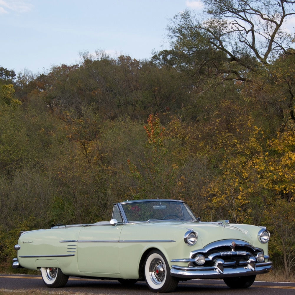 1954 packard convertible for sale