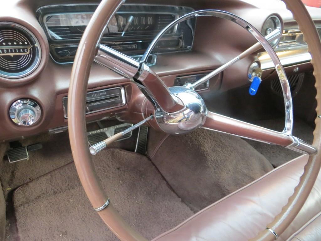 1959 Cadillac Eldorado Biarritz Convertible