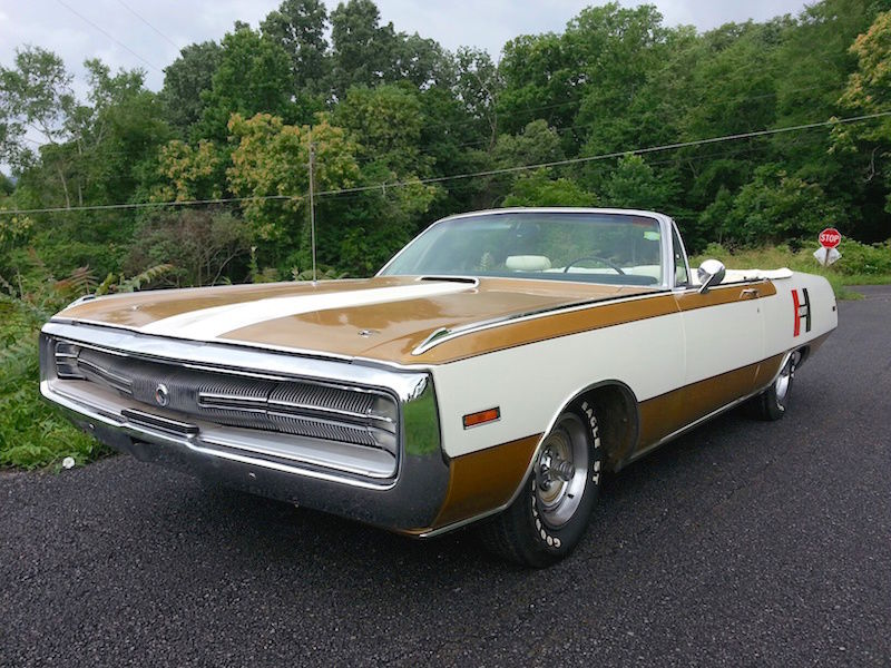 1970 Chrysler 300h Convertible For Sale