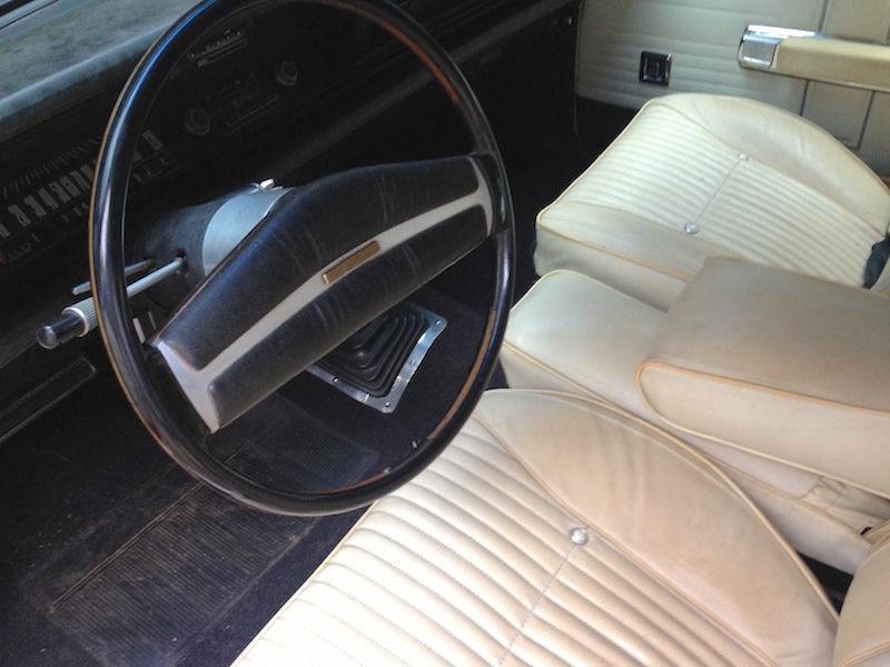 1970 Chrysler 300H Convertible