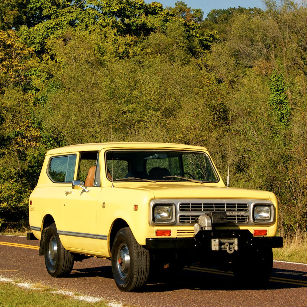 1980 International Harvester Scout For Sale