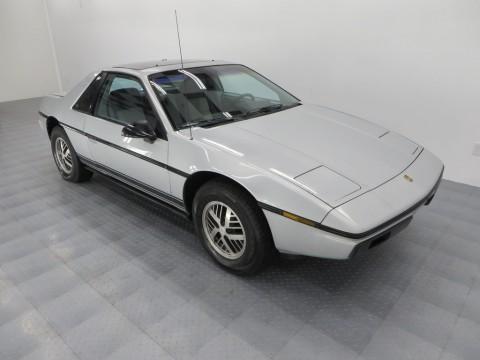 1985 Pontiac Fiero for sale