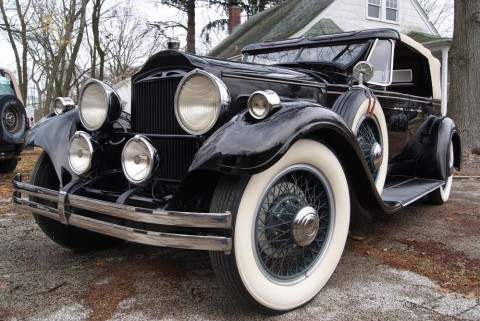 1928 Packard Touring Sedan for sale