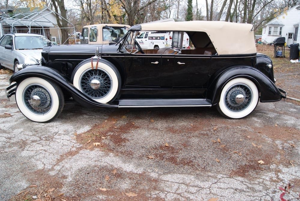 1928 Packard Touring Sedan