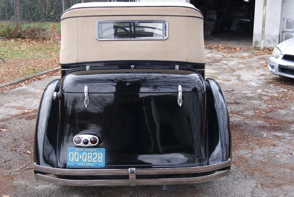1928 Packard Touring Sedan