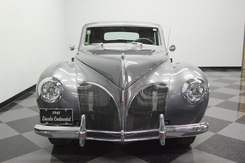 Lincoln Town Car 2017 >> 1941 Lincoln Continental for sale