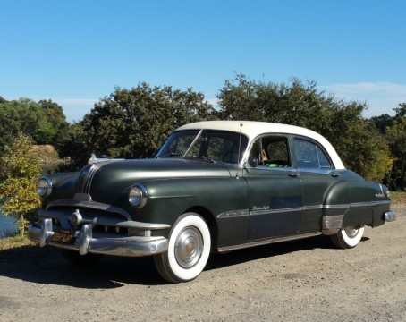 1951 Pontiac Chieftain for sale
