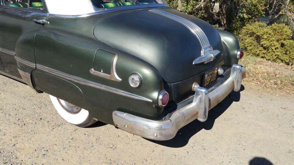 1951 Pontiac Chieftain