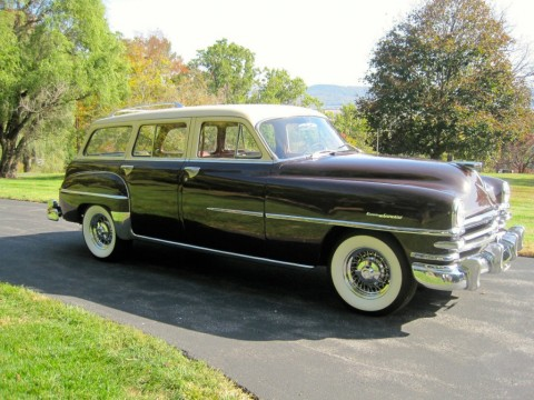 1953 Chrysler New Yorker for sale