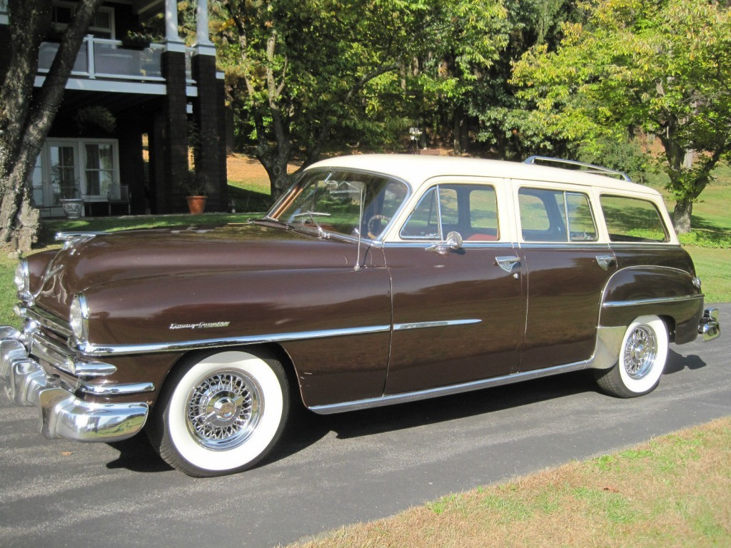 1953 Chrysler New Yorker