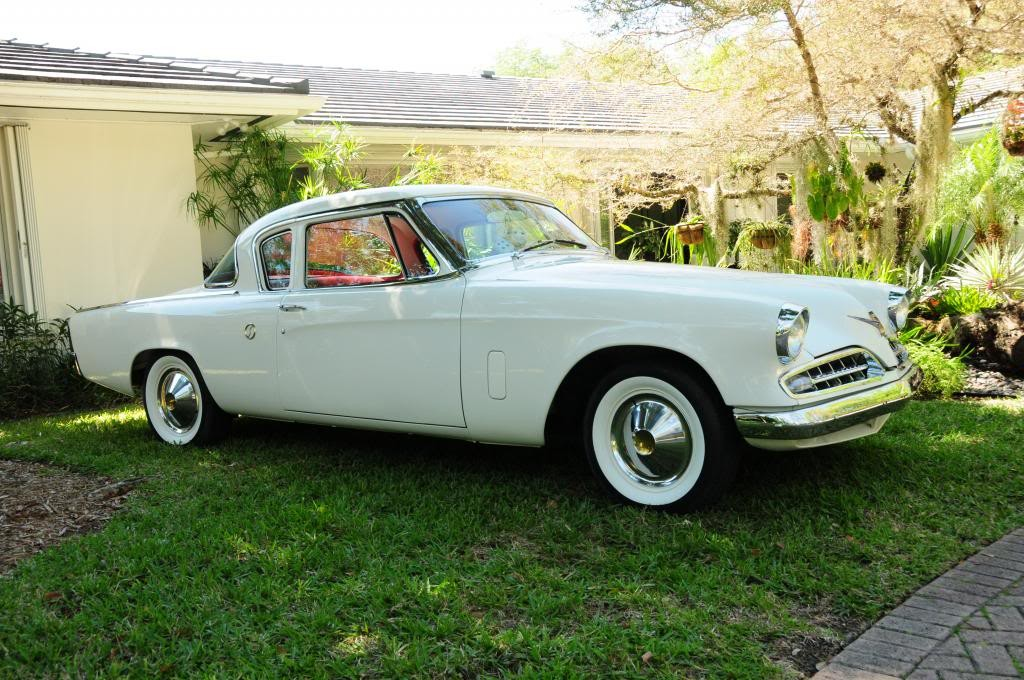 1954 Studebaker Champion For Sale