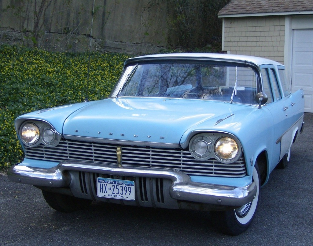 1957 Plymouth Suburban for sale
