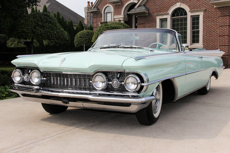1959 Oldsmobile Ninety-Eight Convertible for sale