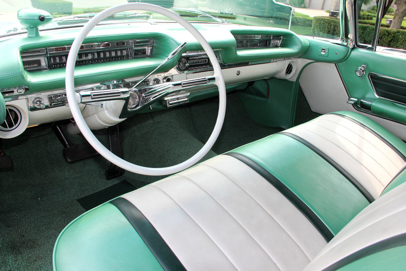 1959 Oldsmobile Ninety-Eight Convertible