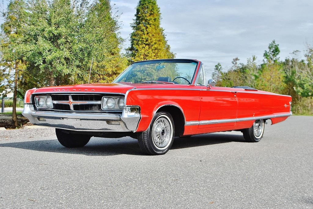 1965 Chrysler 300 Convertible For Sale