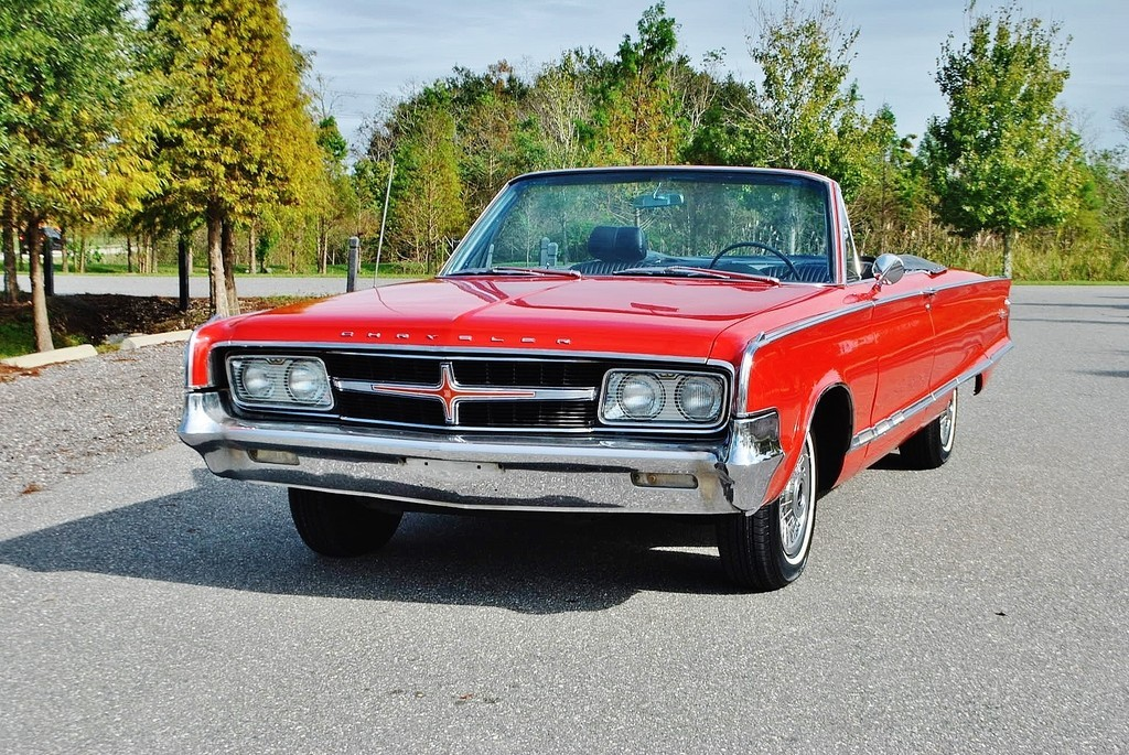 Chrysler Convertible Ameriky American Cars For Sale X X
