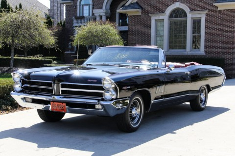 1965 Pontiac Catalina Convertible for sale
