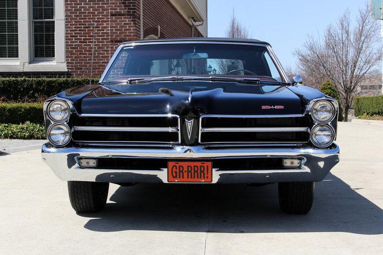 1965 Pontiac Catalina Convertible