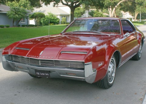 1966 Oldsmobile Toronado for sale