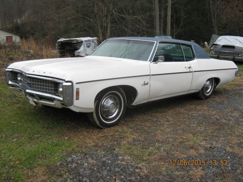 1969 Chevrolet Impala for sale