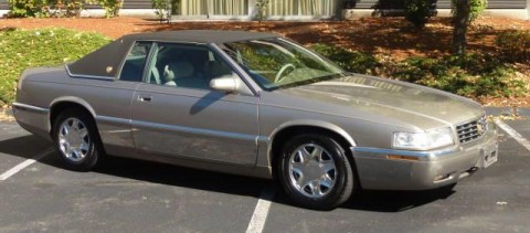 2001 Cadillac Eldorado ESC for sale