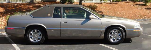 2001 Cadillac Eldorado ESC
