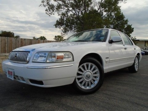 2009 Mercury Grand Marquis for sale
