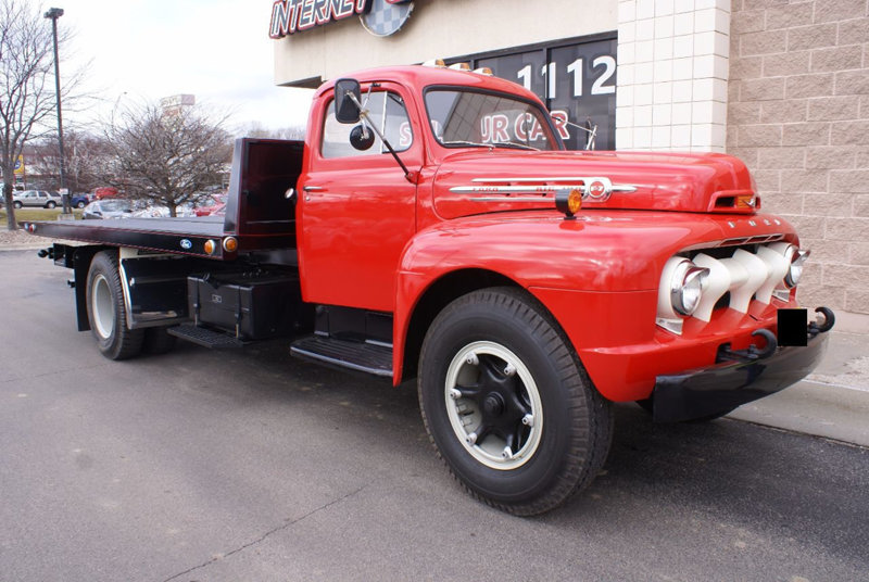 1952 Ford F 7 For Sale