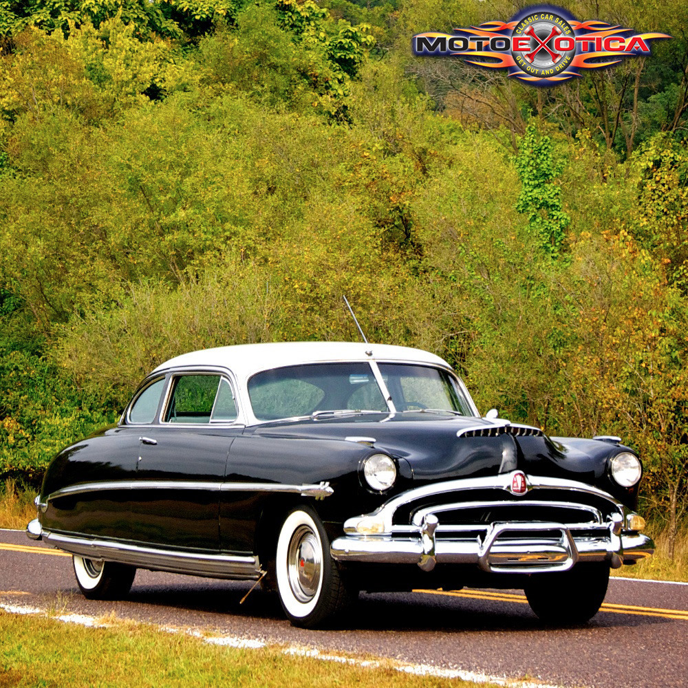 Hudson Hornet Ameriky American Cars For Sale