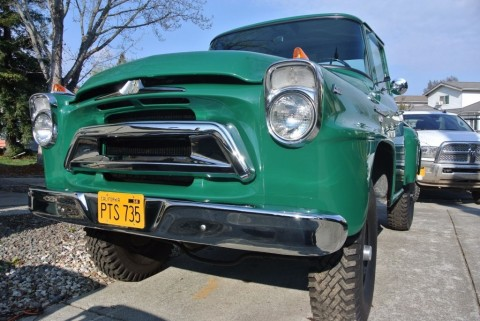 1958 International Harvester A120 for sale