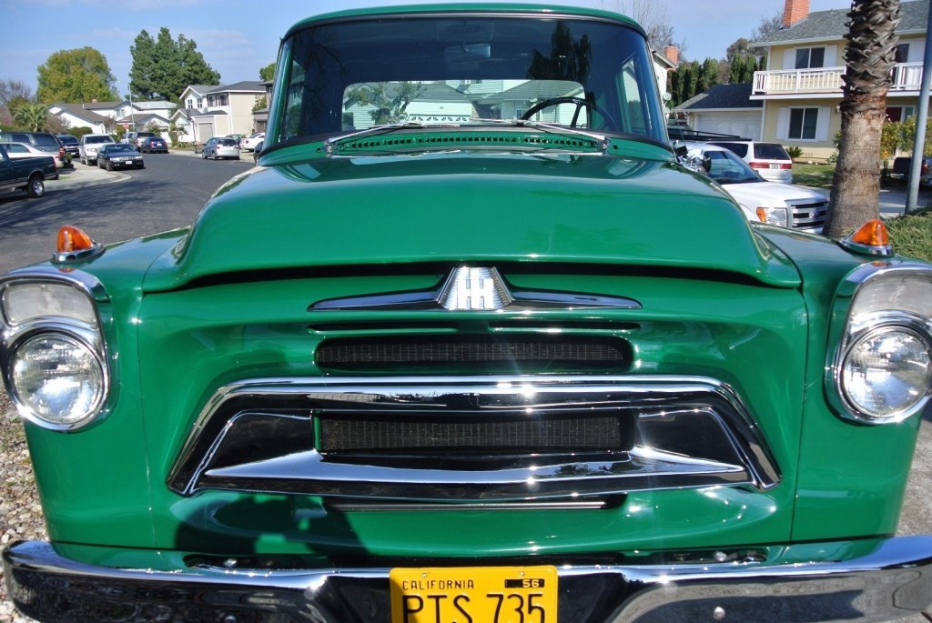 1958 International Harvester A120