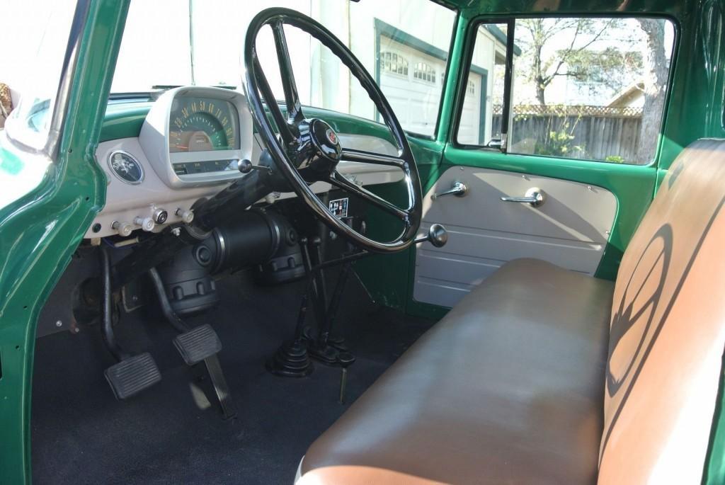 1958 International Harvester A120