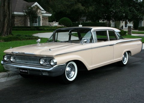 1960 Mercury Monterey for sale