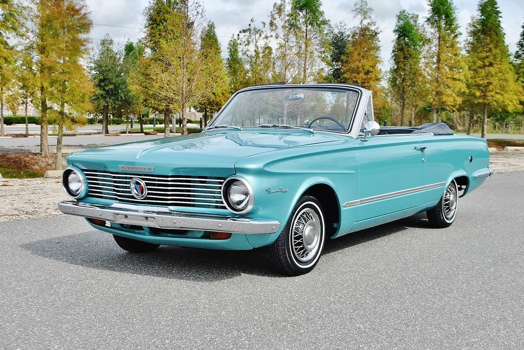 1964 Plymouth Valiant Convertible For Sale