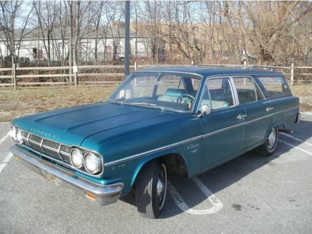 1965 AMC Rambler Cross Country