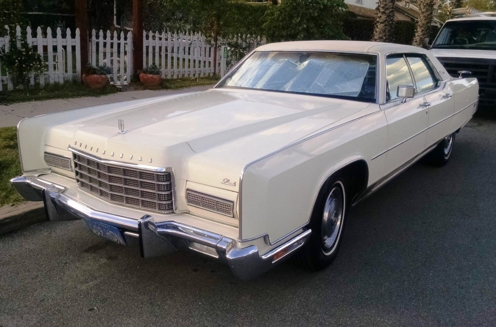Lincoln Continental Ameriky American Cars For Sale X