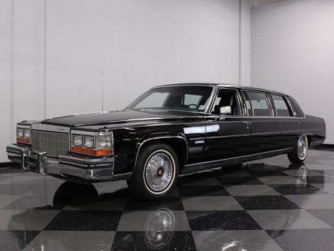 1982 Cadillac DeVille Limousine for sale