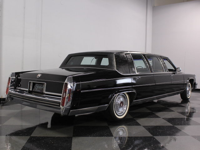Cadillac Deville Limousine Ameriky American Cars For Sale