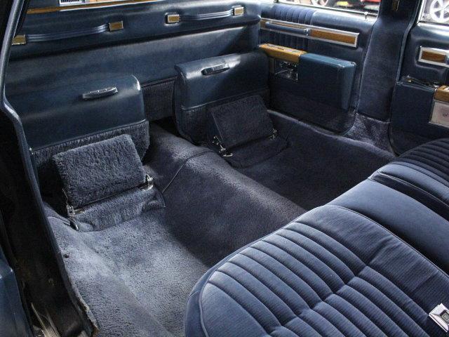 1982 Cadillac DeVille Limousine