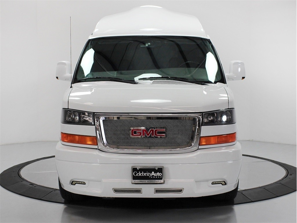 2012 GMC Savana