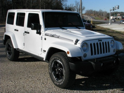 2014 Jeep Wrangler for sale