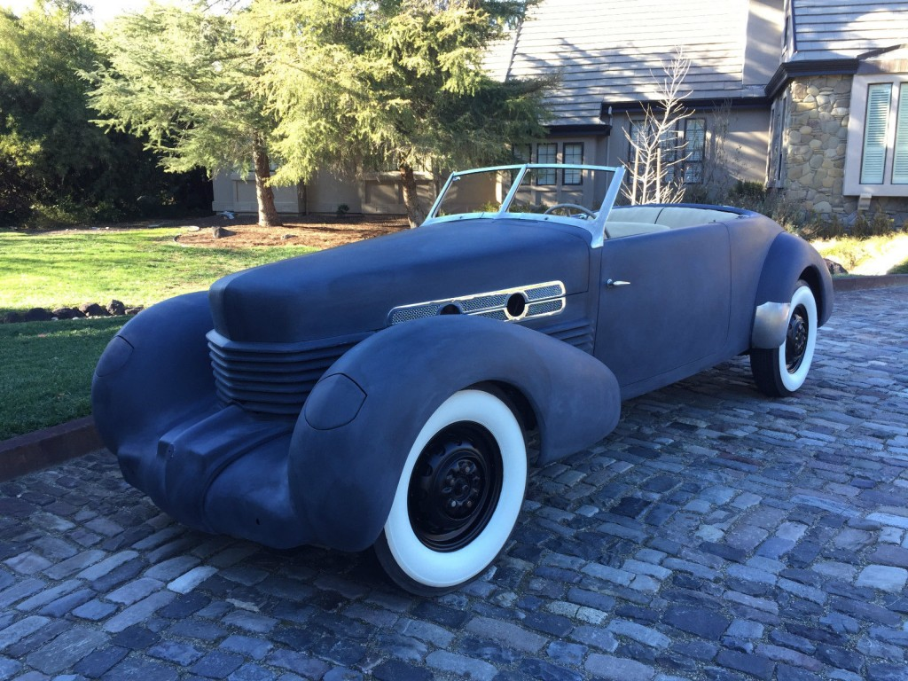 1936 Cord 810 Phaeton Convertible for sale