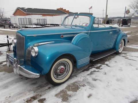 1941 Packard 160 Deluxe Convertible for sale