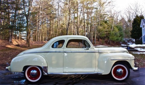 1946 Plymouth Special Deluxe for sale