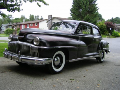 1948 DeSoto Deluxe for sale