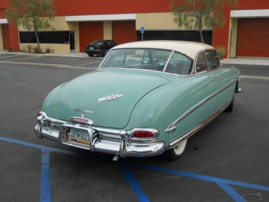 1952 Hudson Hornet For Sale