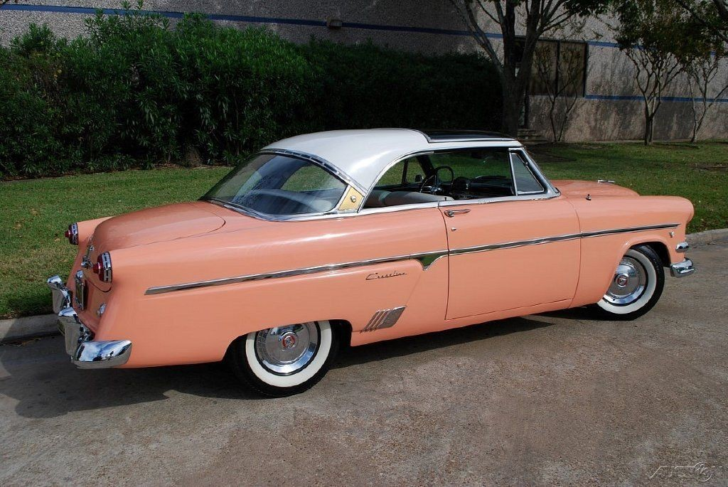 Ford Crestline Ameriky American Cars For Sale X