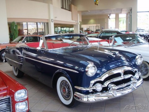 1954 Packard Victoria Convertible for sale