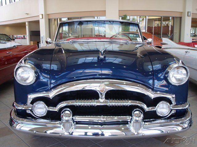 1954 Packard Victoria Convertible